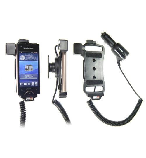 512293 Active holder with cig-plug for the Sony Ericsson Xperia Ray