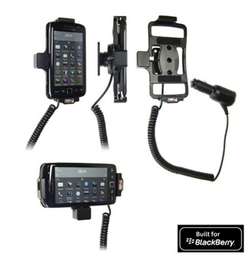 512295 Active holder with cig-plug for the Blackberry Curve 9380