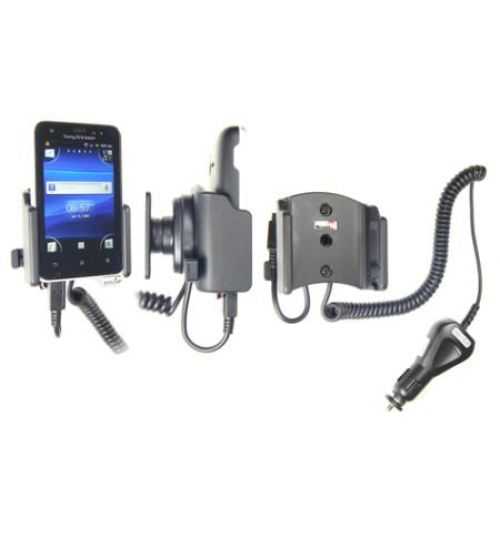 512298 Active holder with cig-plug for the Sony Ericsson Xperia Active