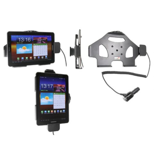512361 Active holder with cig-plug for the Samsung Galaxy Tab 7,7 GT-P6800