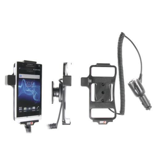 512369 Active holder with cig-plug for the Sony Ericsson Xperia S