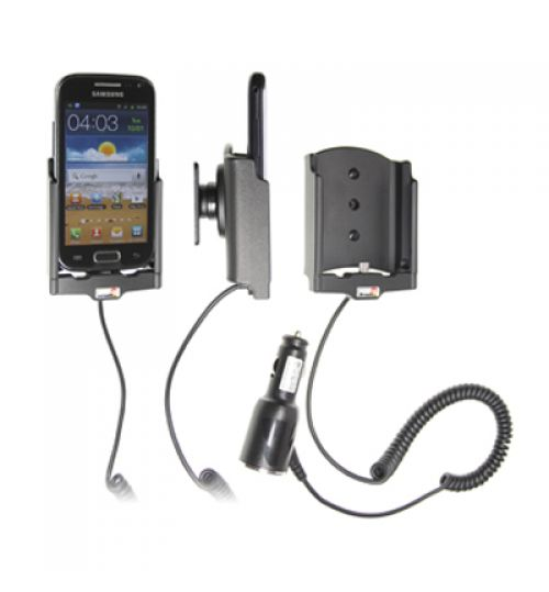 512405 Active holder with cig-plug for the Samsung Galaxy Ace 2 GT-I8160
