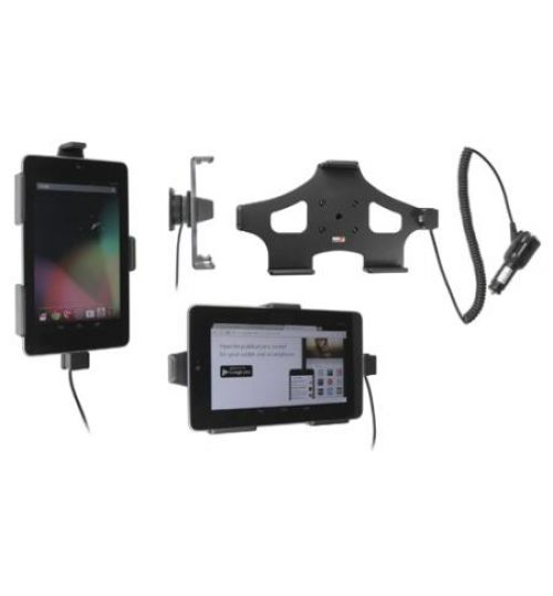 512412 Active holder with cig-plug for the Asus Google Nexus 7