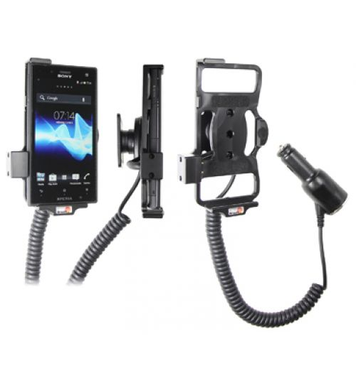 512424 Active Holder with Cig-Plug for the Sony Xperia Acro S