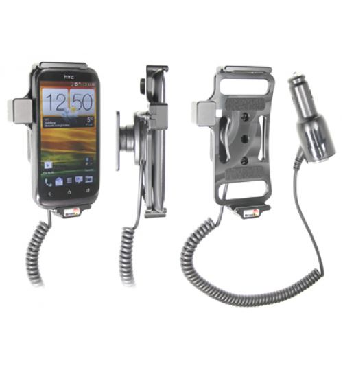 512441 Active holder with cig-plug for the HTC Desire X