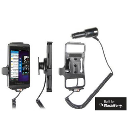 512447 Active holder with cig-plug for the Blackberry Z10