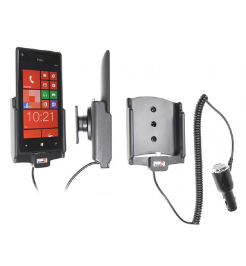 512454 Active holder with cig-plug for the HTC 8X