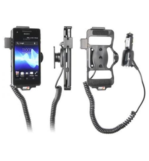 512472 Active Holder with Cig-Plug for the Sony Xperia V