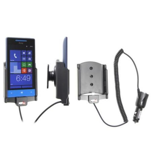 512478 Active holder with cig-plug for the HTC 8S
