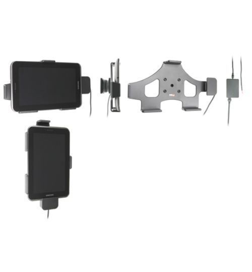 513381 Active holder for fixed installation for the Samsung Galaxy Tab 2 7.0 GT-P3100, Galaxy Tab 7,0 Plus GT-P6200