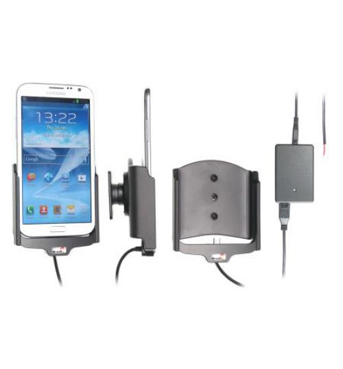 513432 Active holder for fixed installation for the Samsung Galaxy Note II GT-N7100