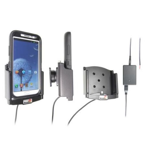 513467 Active holder for fixed installation for the Samsung Galaxy Note II GT-N7100