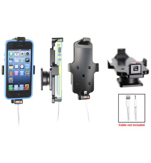 514423 Passive holder with tilt swivel for the Apple iPhone 5