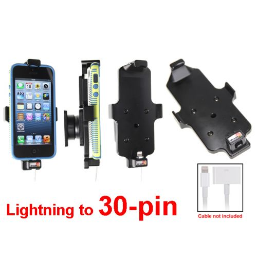 514434 Passive holder with tilt swivel for the Apple iPhone 5