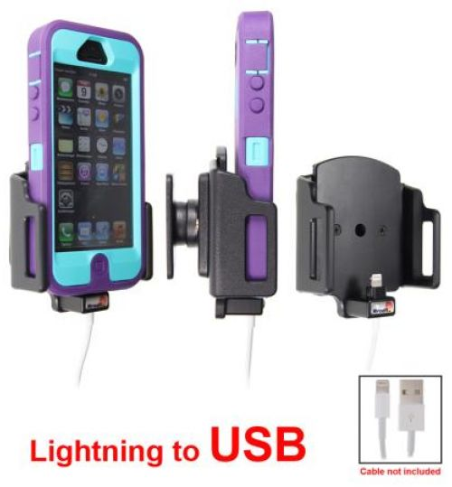 514437 Passive Holder for Cable Attachment for the Apple iPhone 5