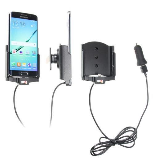 521731 Active holder with cig-plug for the Samsung Galaxy S6 Edge