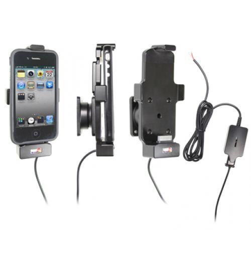 527410 Active holder for fixed installation for the Apple iPhone 3G/3GS, iPhone 4/4S, iPod Touch
