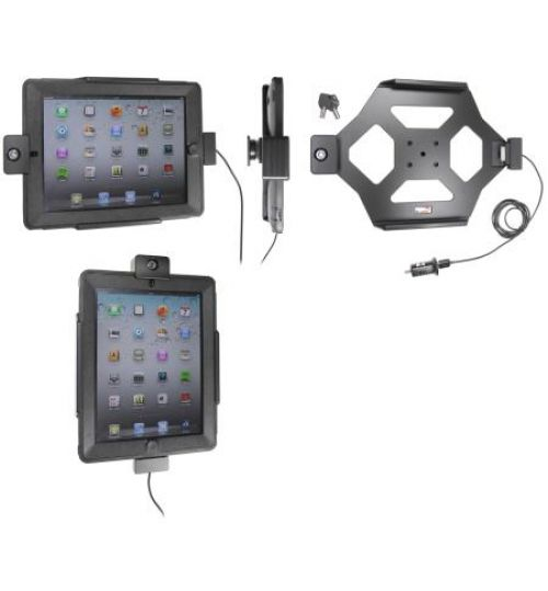 535395 Holder for Locking for the Apple iPad New 3rd Gen