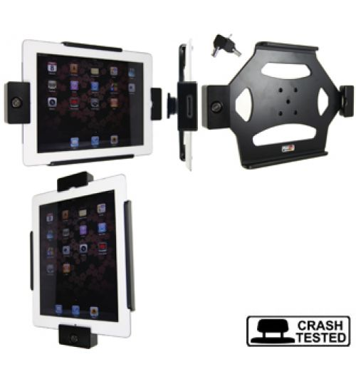 537244 Holder with lock for the Apple iPad 2, iPad New 3rd Gen