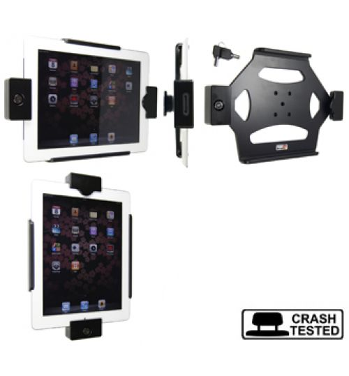 538244 Holder with lock for the Apple iPad 2, iPad New 3rd Gen