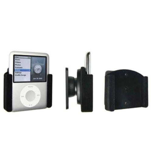 840760 Passive holder with tilt swivel for the Apple iPod Nano 3rd Gen, iPod Nano Video