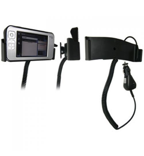 968757 Active holder with cig-plug for the Nokia N800