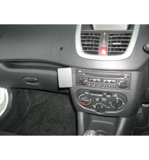 Peugeot 206 Brodit ProClip Mounting Bracket - Angled mount (654342)