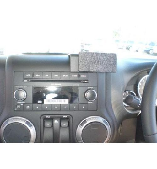 Jeep Wrangler Brodit ProClip Mounting Bracket - Center mount (654548)