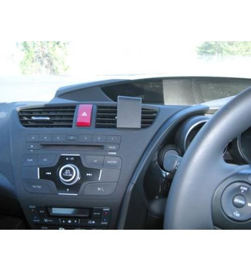 Honda Civic Brodit ProClip Mounting Bracket - Center mount (654757)