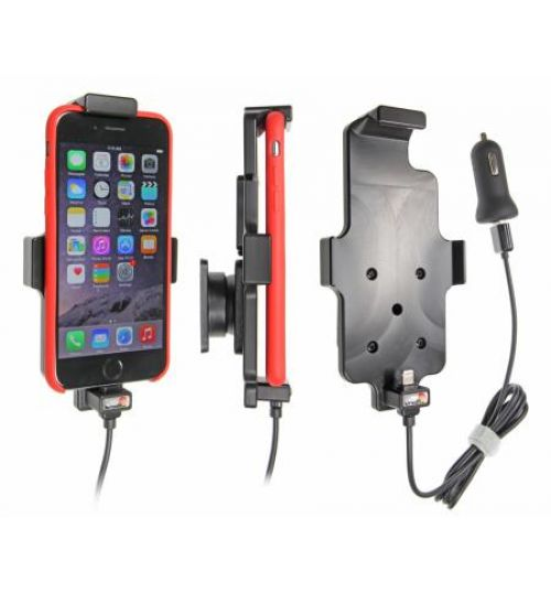 521662 Active holder with cig-plug for the Apple iPhone 6s