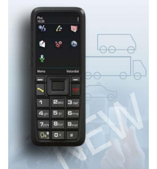 Bury CP1000 Fixed Car Phone