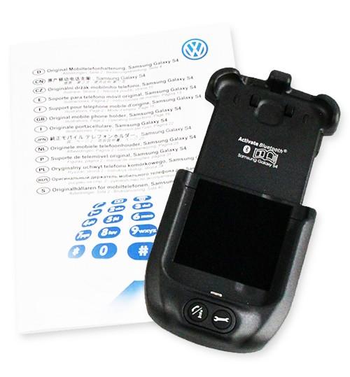 VW Cradle for Samsung Galaxy S4 - 3C0 051 435 CN