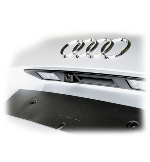 Rear View Camera Retrofit for Audi A3 8V Cabrio Complete