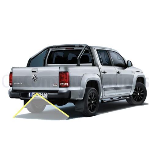 VW Amarok 2H Rear View Camera Kit - Genuine