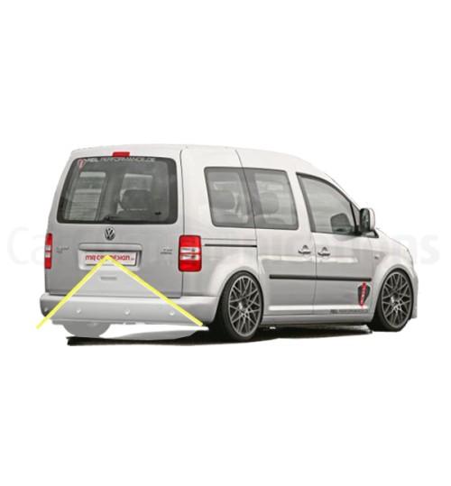 VW Caddy Rear View Camera Kit