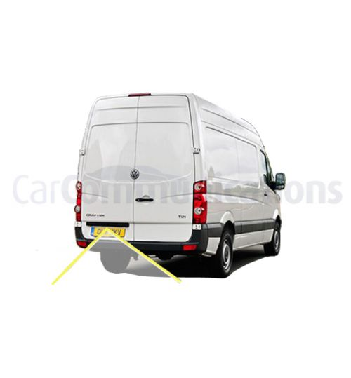 VW Crafter Rear View Camera Kit RNS 5010