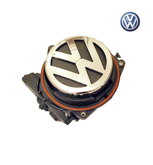 Volkswagen Rear Emblem Camera Golf 7 2012 >