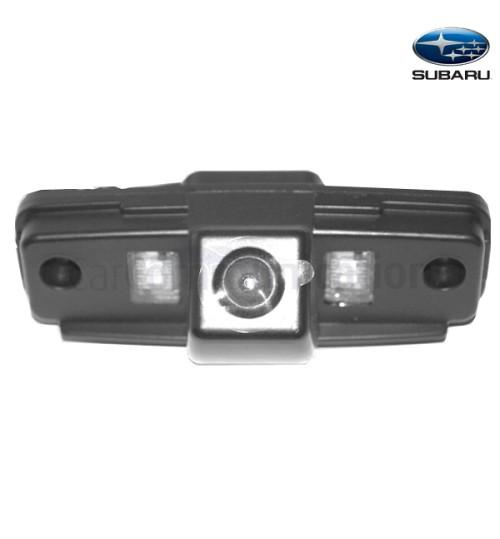 Number Plate Light Reversing Camera for Subaru Outback, Forester, Impreza 2008+