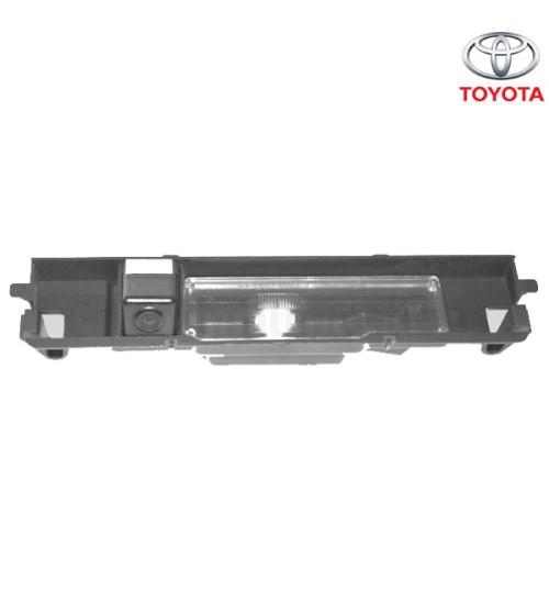 Number Plate Light Reversing Camera For Toyota Yaris 2008 - 2013
