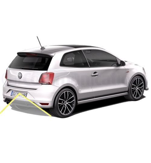 Genuine VW Polo 6R Rear Camera Kit