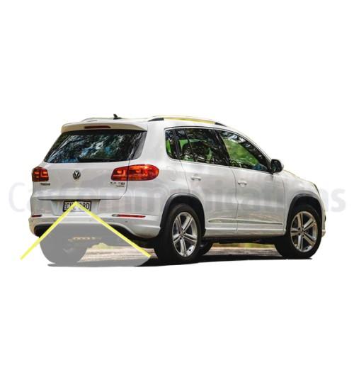 VW Tiguan Rear View Camera Kit
