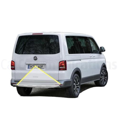 VW California / Multivan, Transporter 5 Rear View Camera Kit