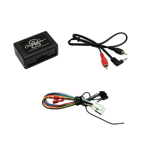 Connects2 Aux Interface Adaptor For Volkswagen - CTVVGX004