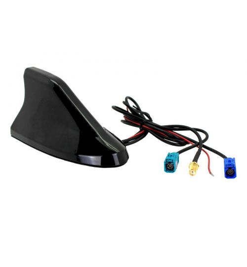 Connects2 Shark Fin Roof Mount Antenna - DAB, FM, GPS - CT27UV83