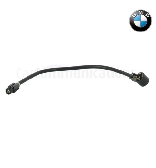 Connects2 Fakra to ISO Aerial Antenna Adaptor For BMW - CT27AA16