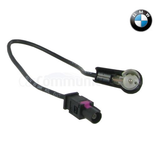 Connects2 Fakra to ISO Aerial Antenna Adaptor For BMW - CT27AA29