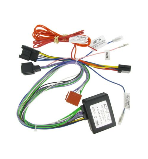 Connects2 Active System Amplifier Lead Adaptor For Saab - CT53-SA01