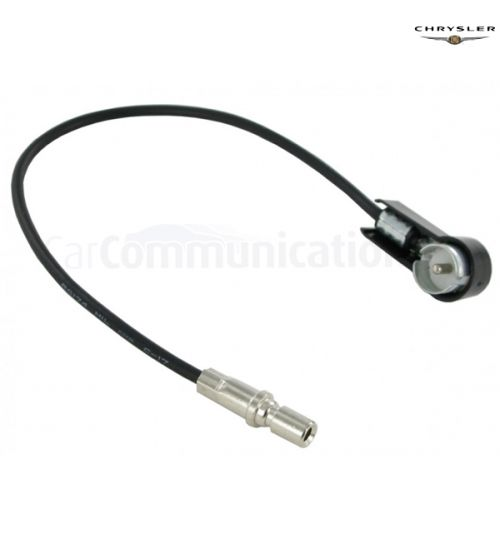 Connects2 ISO Aerial Antenna Adaptor For Chrysler - CT27AA09