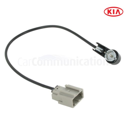 Connects2 ISO Aerial Antenna Adaptor For KIA - CT27AA54
