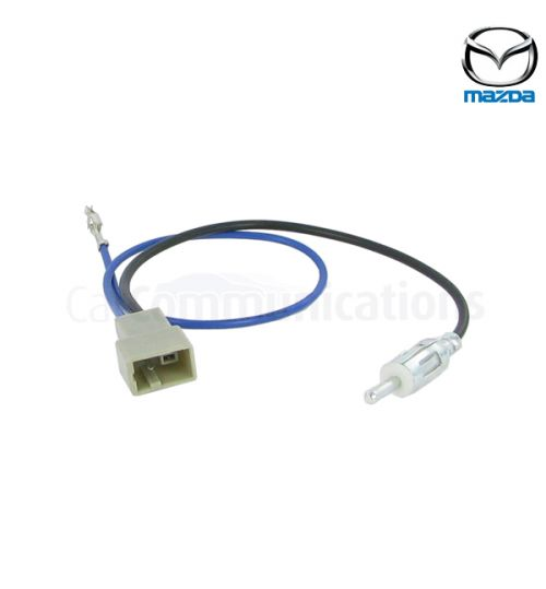 Connects2 DIN Aerial Antenna Adaptor For Mazda - CT27AA88